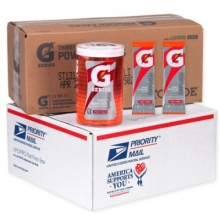 Buy Gatorade Fruit Punch Military Powder Packets - Military Gatorade Sticks on sale online