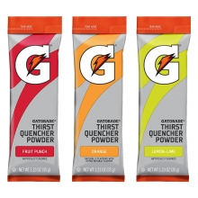 Gatorade Thirst Quencher Powder Sticks In Bulk (192/Pack)