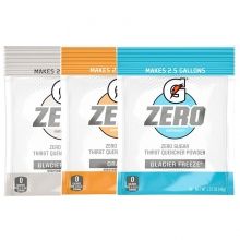 Buy Gatorade G Zero 2.5 Gallon Make Your Variety Pack (Pack of 12) on sale online