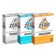 Buy Gatorade Zero Bulk Mix & Match Powder on sale online