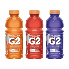 Buy Gatorade G2 20 oz Widemouth Bottles - 24 Bottles on sale online