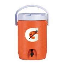 Gatorade 3-Gallon Cooler w/Dispenser - Original Bright Orange-Design Cooler