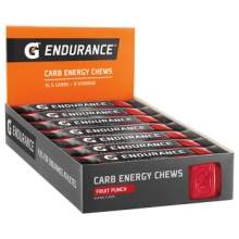 Buy Gatorade Endurance Carb Energy Chews - Fruit Punch on sale online