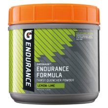 Gatorade Endurance Formula Powder, Lemon Lime, Canister Each