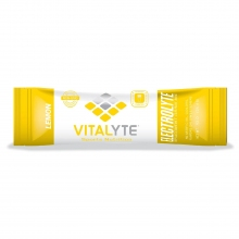 Vitalyte Lemon Powder Packets