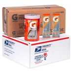Gatorade Orange Military Powder Packets - Military Gatorade Sticks