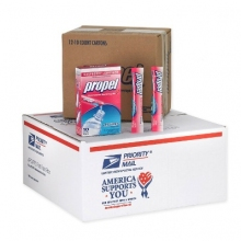 Buy Propel Zero Military Powder Packets (2 cases) - Military Propel Sticks on sale online