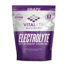 Vitalyte Natural Grape 5 Gallon Electrolyte Replacement Stand Up Pouch