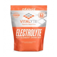 Vitalyte Zesty Orange 5 Gallon Electrolyte Replacement Stand Up Pouch