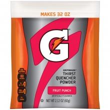 Gatorade Fruit Punch 1 Quart Instant Powder - 2.12 oz