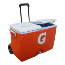 Gatorade 60 Qt. Wheeled Ice Chest w/ Handle