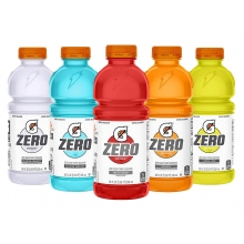 Gatorade 20 oz Zero Thirst Quencher - 24 Bottles