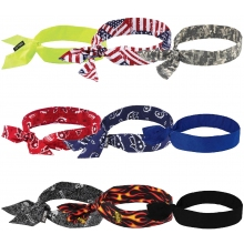 Buy Chill-Its 6700 Evaporative Cooling Bandana - Tie on sale online