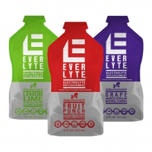 Sqwincher EverLyte Ready to Drink 8 oz Pouch