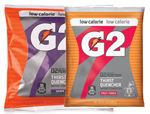G2 Gatorade Low Calorie Powder Variety Pack 2.5 Gallon - Instant Gatorade Mix
