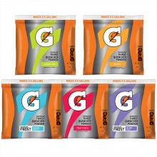Gatorade 2.5 Gallon Bulk Mix & Match - 21 oz Instant Gatorade Mix