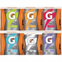 Gatorade 2.5 Gallon Bulk Mix & Match - 21 oz Instant Gatorade Mix