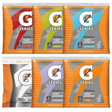Buy Gatorade 2.5 Gallon Bulk Mix & Match - 21 oz. Instant Gatorade Mix on sale online