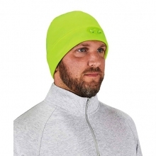 Buy Lime Beanie Cap with LED on sale online