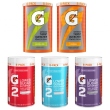 Buy Gatorade Powder Sticks Make Your Variety Pack on sale online