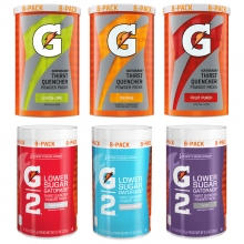 Gatorade Powder Sticks Make Your Variety Pack