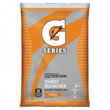 Buy Gatorade Orange 6 Gallon Powder - 51 oz Instant Gatorade Mix on sale online