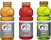 Gatorade G2 20 oz. Wide Mouth Bottles