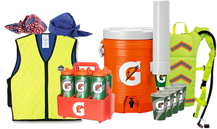 Equipment, Gatorade Coolers, Squeeze Bottles, Gatorade Paper Cups