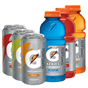 Gatorade Cuns & Bottles