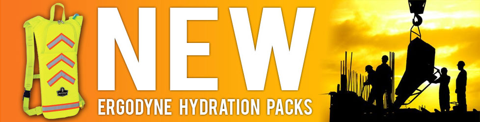New Ergodyne Hydration Packs